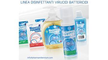 Disinfettanti battericidi
