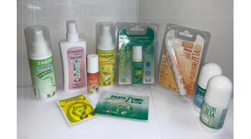 Linea dopopuntura lenitiva e protezione naturale - cosmetici