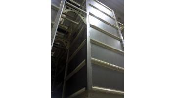 Silos modulare in acciaio inox