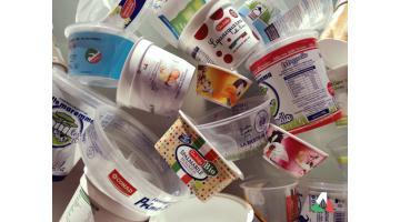 Packaging per settore lattiero caseario
