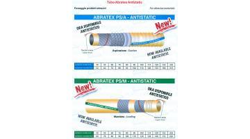 Tubi per prodotti abrasivi