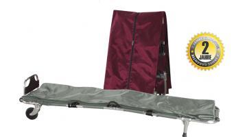 Barella portasalme in alluminio High Professional