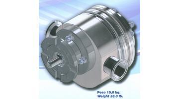 Pompa per fluidi portata 19,5 l/min