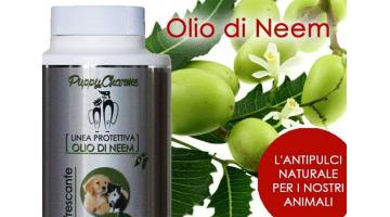 Wholesale products for animals with Neem Oil