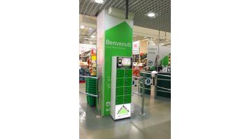 Charging cabinets for smartphones and tablets