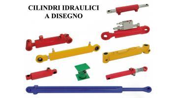 Cilindri idraulici a disegno