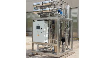 Distillatore multieffetto