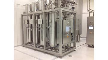 Impianti distillatori multieffetto