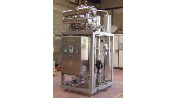 Macchinari per distillare acqua