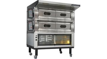 Forni elettrici modulari per panifici e pizzerie