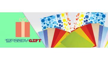 Busta regalo personalizzabile
