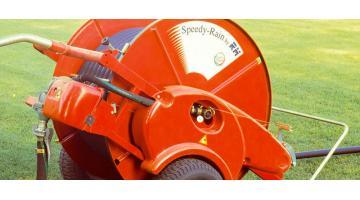 Irrigatore a turbina idraulica