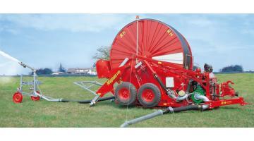 Irrigatrice motopompa