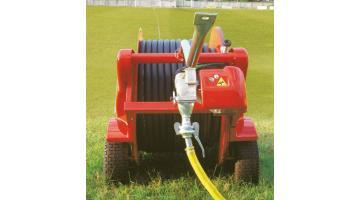 Irrigatore per spazi verdi