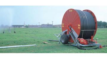 Macchine irrigatrici per agricoltura