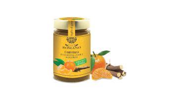 Confettura di clementine e liquirizia
