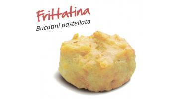 Frittatina di bucatini pastellata
