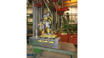 Manipolatore per industria meccanica