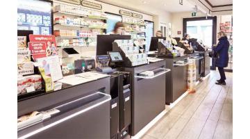 Cash management per farmacia