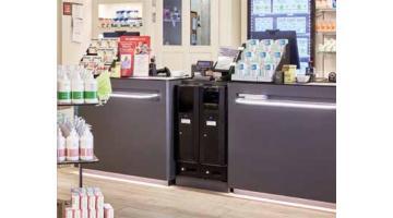 Soluzioni di cash management per farmacia