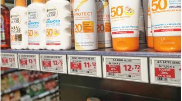 Etichette elettroniche per farmacia