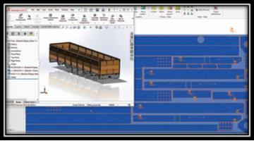Modulo integrazione CAD CAM