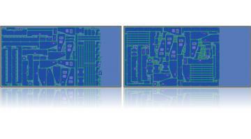 Software di nesting automatico per macchine da taglio e punzonatrici