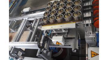 Soluzioni robotizzate su misura per industria ceramica