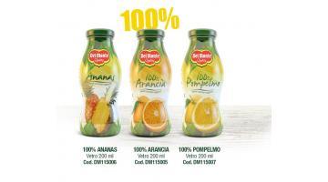 Succhi di frutta senza zuccheri