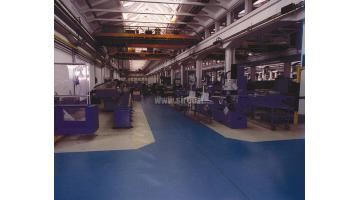 for mechanical industry floors