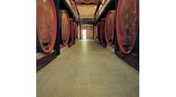 Pavimenti in klinker per cantine vinicole
