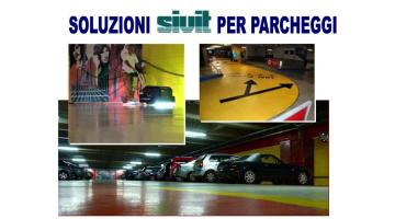 Resin floors for parking
