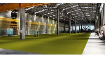 Produzione pavimenti industriali in resina Bologna