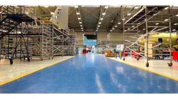 Pavimenti in resina per industria - Milano