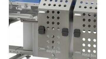 Controllo peso e contaminanti metallici nei prodotti preconfezionati