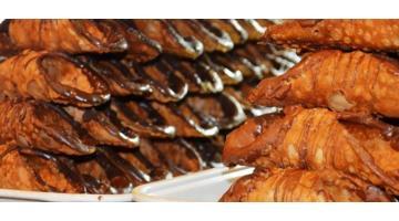 Produzione cialde per cannoli siciliani