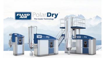 Polveri microincapsulate Polar Dry: macchine per la produzione di farmaci