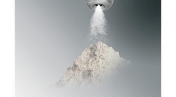 Ugelli di spruzzatura polveri