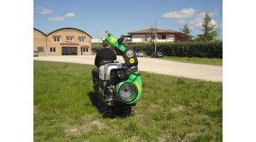 Atomizzatore agricolo