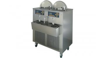 Macchine modulari per mantecazione e produzione gelato artigianale