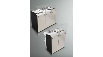 Macchine modulari per gelateria artigianale