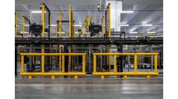 Protezione area di produzione