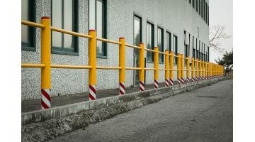 Sistemi di protezione aree pedonali