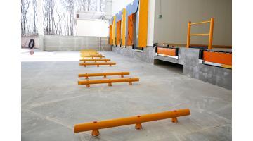Sistemi di protezione per baia di carico