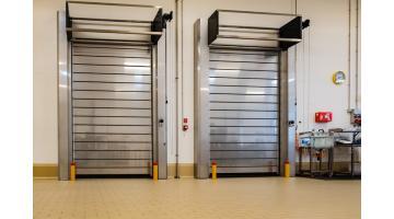 Protezioni per porte industriali