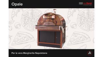 Forno elettrico per pizza napoletana