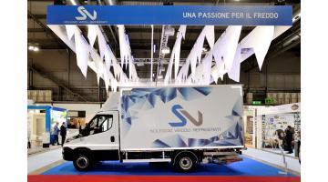 Noleggio veicoli trasporto alimenti