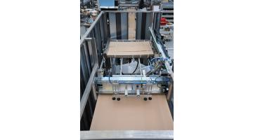 Sistema di confezionamento automatico