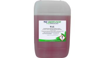 Cera protettiva per impianti di lavaggio WAX