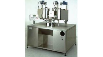 Monoblocco per riempimento a caldo prodotti cosmetici SWIRL 3C